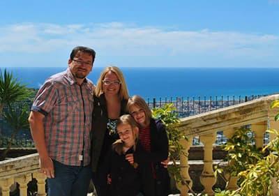 Breng uw vakantie door met de hele familie aan de Ligurische kust