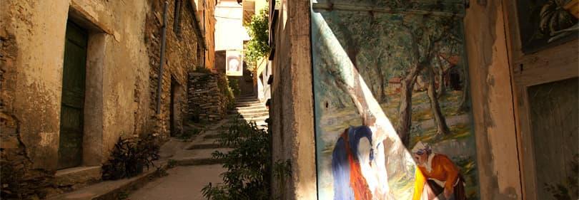 Dagtochten naar Valloria of andere dorpen, musea en parken in de perfecte manier om te ontdekken Liguria