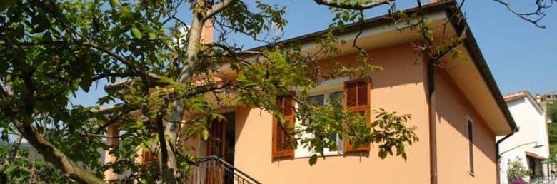 Groot vakantiehuis, Casa Campagnola, voor het hele gezin in Ligurië