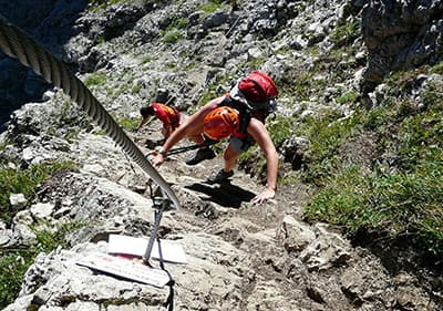 Leer bergbeklimmen en geniet van buitensport tijdens uw vakantie in Ligurië