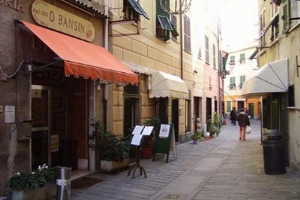 O Basin Restaurants in Ligurië