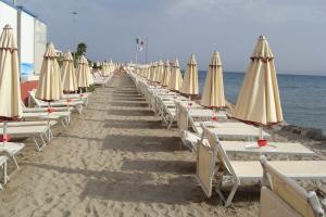 Bagni Solarium Stranden in Ligurië