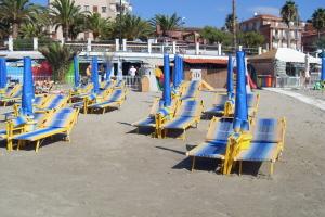 Stabilimento Balneare Bagni Tortuga Stranden in Ligurië