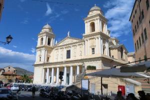 Duomo San Leonardo Kerken in Ligurië