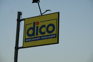 dico Kruidenierswinkel in Ligurië