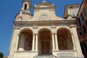 Chiesa San Pietro Kerken in Ligurië