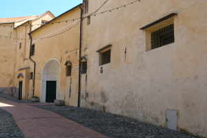 Convento di Santa Chiara Kerken in Ligurië
