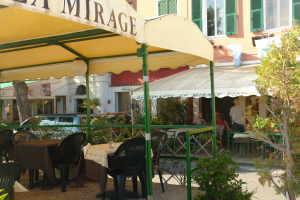 La Mirage Restaurants in Ligurië