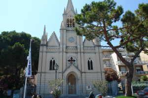 Chiesa Ave Maris Stella Kerken in Ligurië
