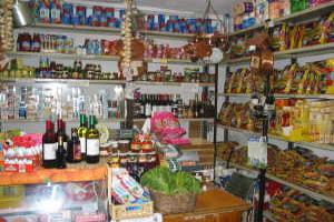 Moltedo Kruidenierswinkel in Ligurië