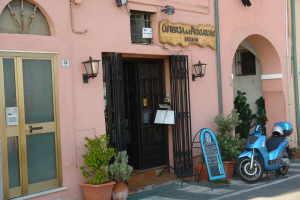 Osteria del Pescatore Restaurants in Ligurië