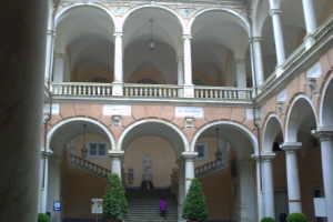 Palazzo Tursi Musea in Ligurië