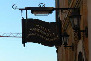 Ristorante Taverna Mandragola Di Giulia Sas Restaurants in Ligurië