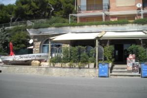 La Scialuppa Restaurants in Ligurië
