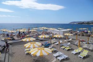 Bagni la Brezza Stranden in Ligurië
