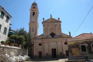 San Lorenzo Kerken in Ligurië