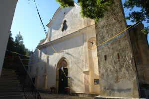 San Michele Kerken in Ligurië