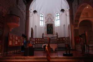 Santa Caterina Kerken in Ligurië