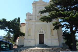 Santa Maria Maggiore Kerken in Ligurië