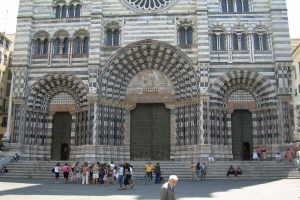 Museo del tesoro delle cattedrale San Lorenzo Musea in Ligurië