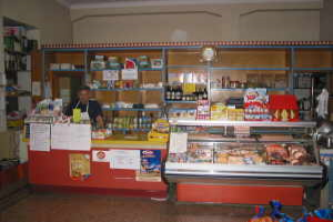 Ugo Kruidenierswinkel in Ligurië
