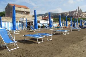 Bagni Tosco Stranden in Ligurië