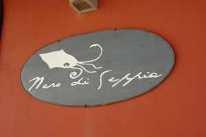 Nero di Seppia Restaurants in Ligurië