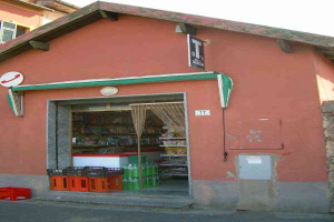 Poggi Kruidenierswinkel in Ligurië