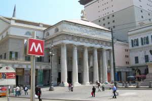 Teatro Carlo Felice Theatre in Ligurië