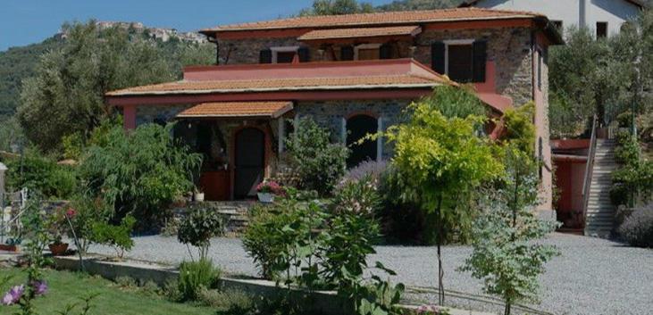 Kies accommodatie in een Agriturismo in Ligurië