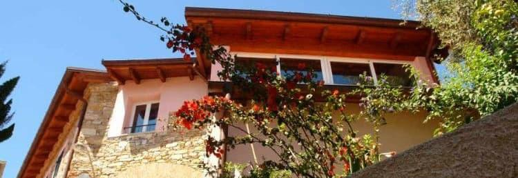 Huur de Casa Mare vakantiehuis voor de hele familie direct van de eigenaren in Ligurië