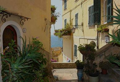 Bezoek Cervo in Ligurië en beleef de middeleeuwse sfeer