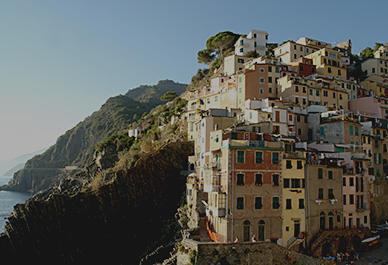 Bezoek de 5 kleine vissersdorpen van Cinque Terre met hun kleurrijke huisjes