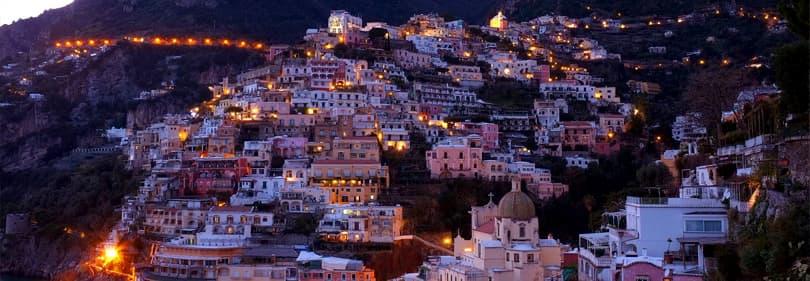 Kleurrijke huizen van Cinque Terre in Ligurië