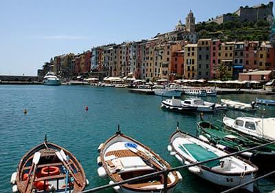 Beste steden voor sightseeing in Ligurië