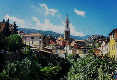 Bezoek Dolcedo in Ligurië en verken het historische stadscentrum