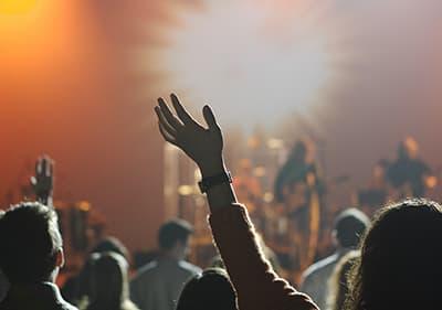 Een concert in Ligurië