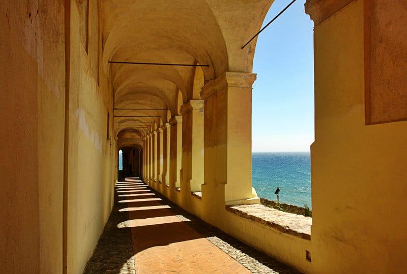 Een mooie Logge di Santa Chiara in Imperia, Liguria