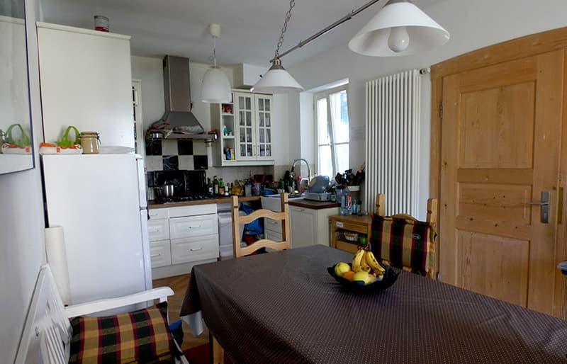 Kitchen at BlumenRiviera