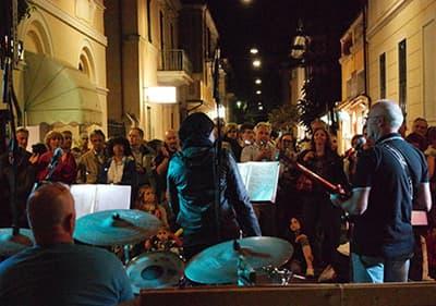 Nachtleven in Ligurië