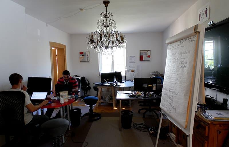 BlumenRiviera GmbH office