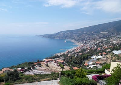 Informatie over 4 provincies Ligurië - Imperia, Savona, Genua en La Spezia