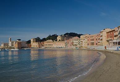 Bezoek Sestri Levante in Ligurië en geniet van de levendige kustplaats
