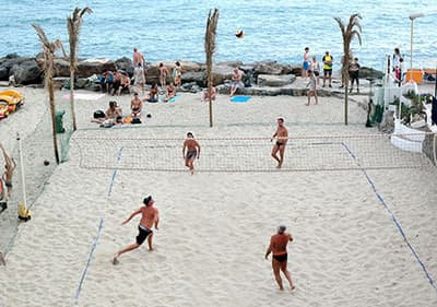 Sport in Ligurië