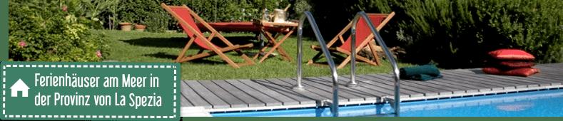 Vakantiehuizen en verhuur in de provincie La Spezia