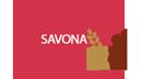Kaart van de provincie Savona