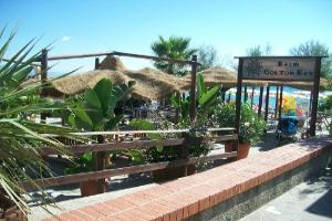 Bagni Colton Bay Restaurants in Ligurië