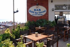 Bagni San Giovanni Cafes in Ligurië