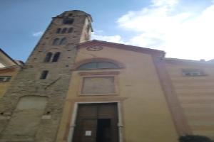 Parrochiale di S. Bartolomeo Aposido Kerken in Ligurië