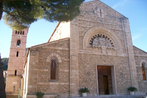San Cipriano Kerken in Ligurië